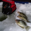 Ice Fishing....Brrrrr